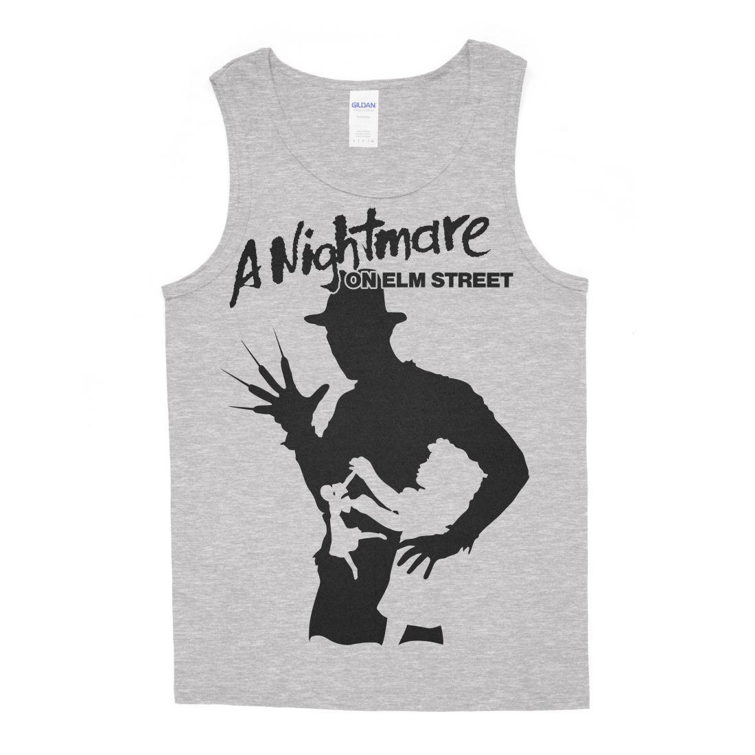 A Nightmare On Elm Street 001 (sportszürke trikó)