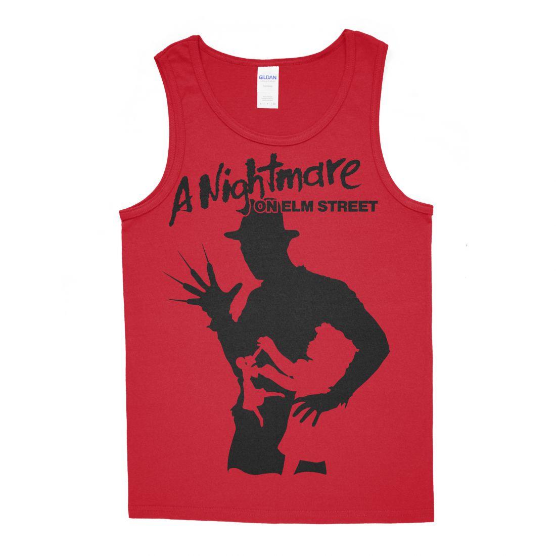 A Nightmare On Elm Street 001 (piros trikó)