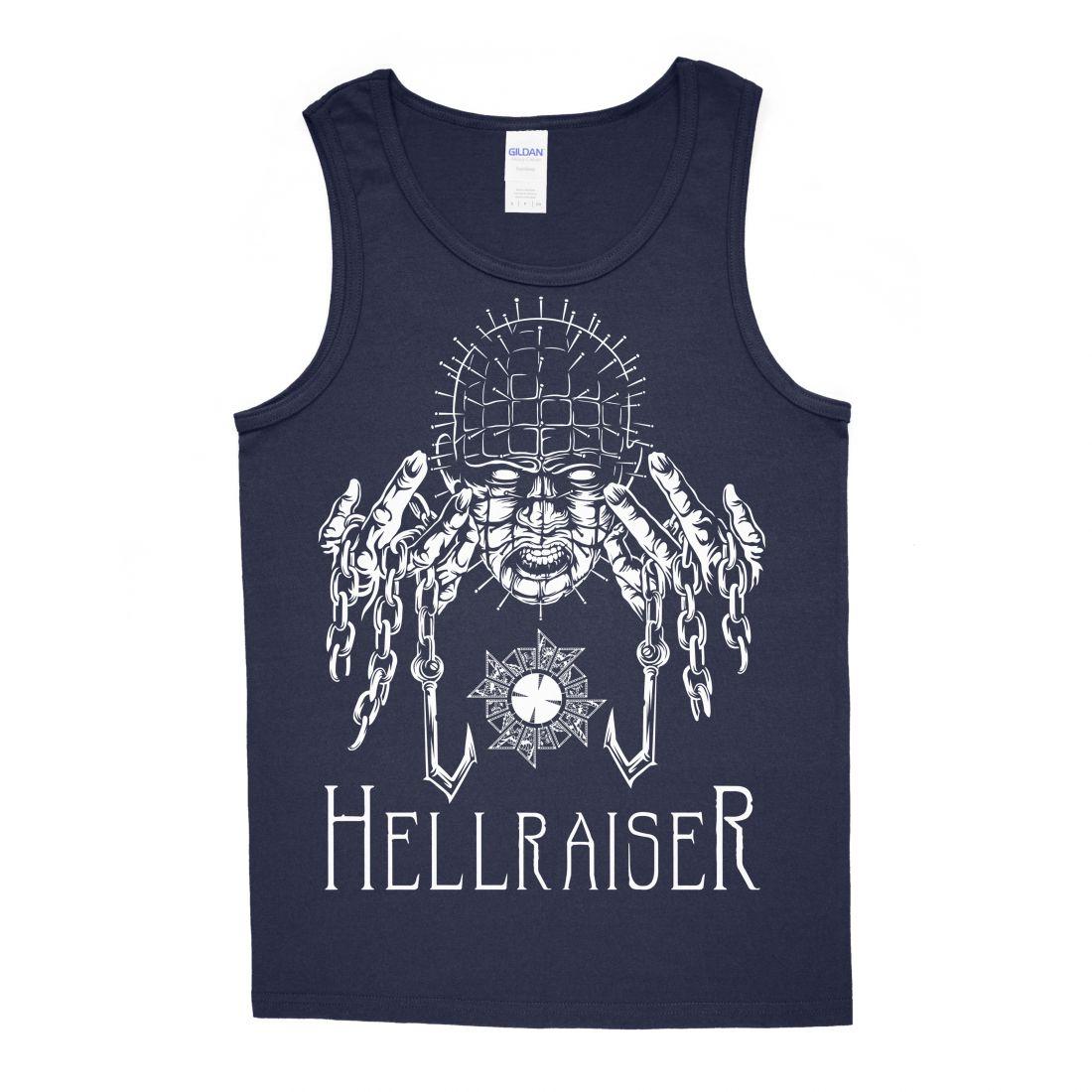 Hellraiser 001 (navy blue trikó)