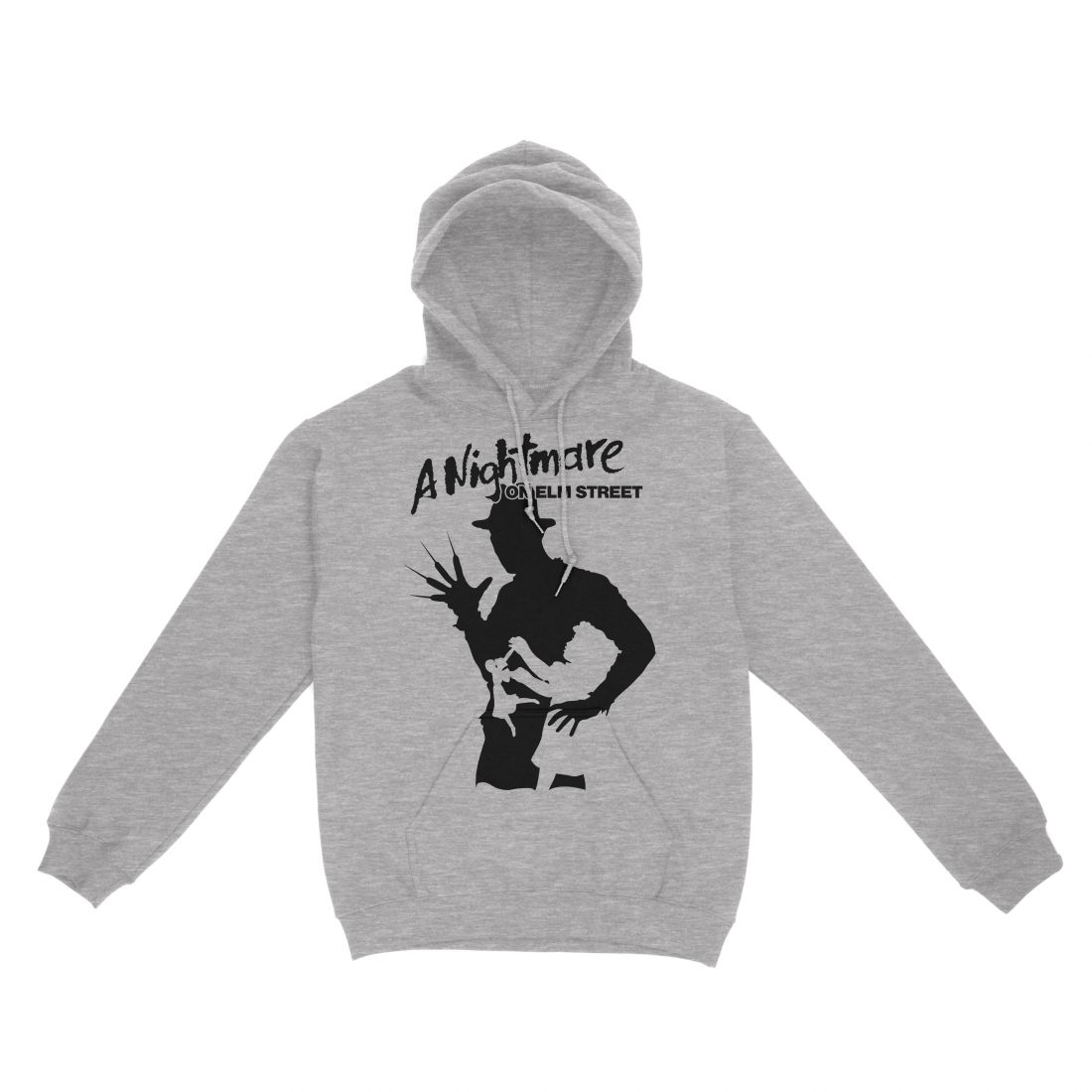 A Nightmare On Elm Street 001 (sportszürke hoodie)