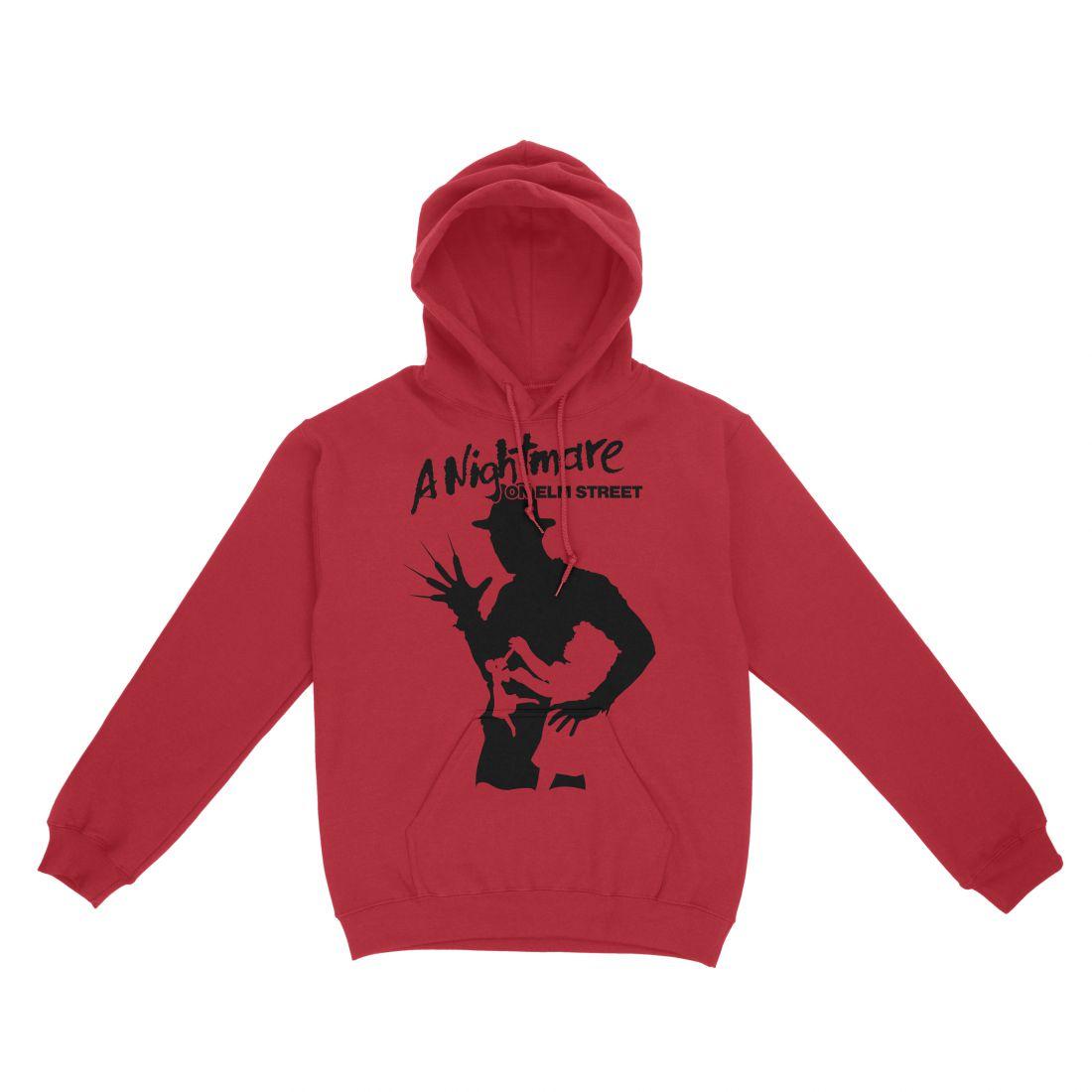 A Nightmare On Elm Street 001 (piros hoodie)