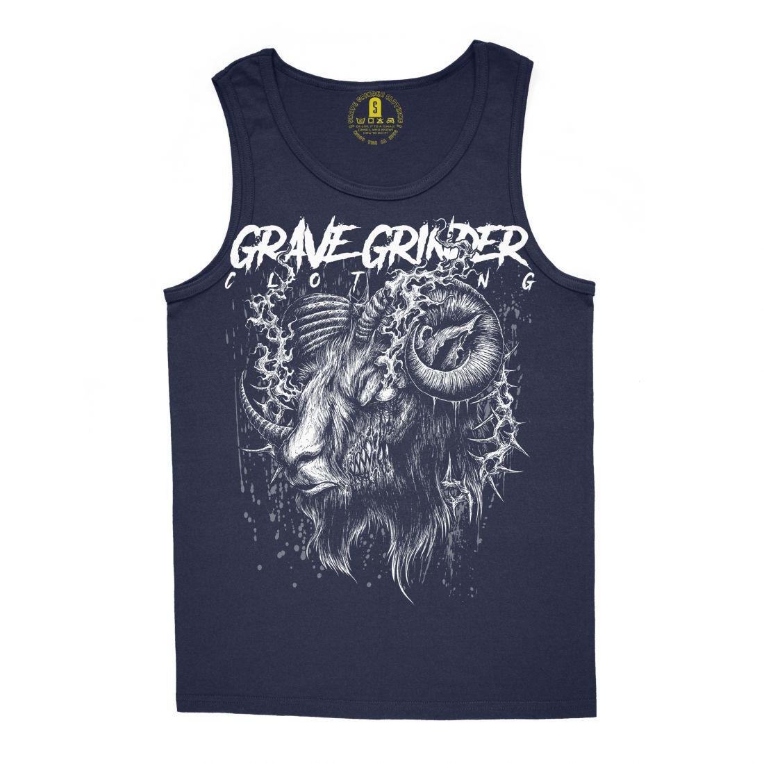 Goat (navy blue trikó)