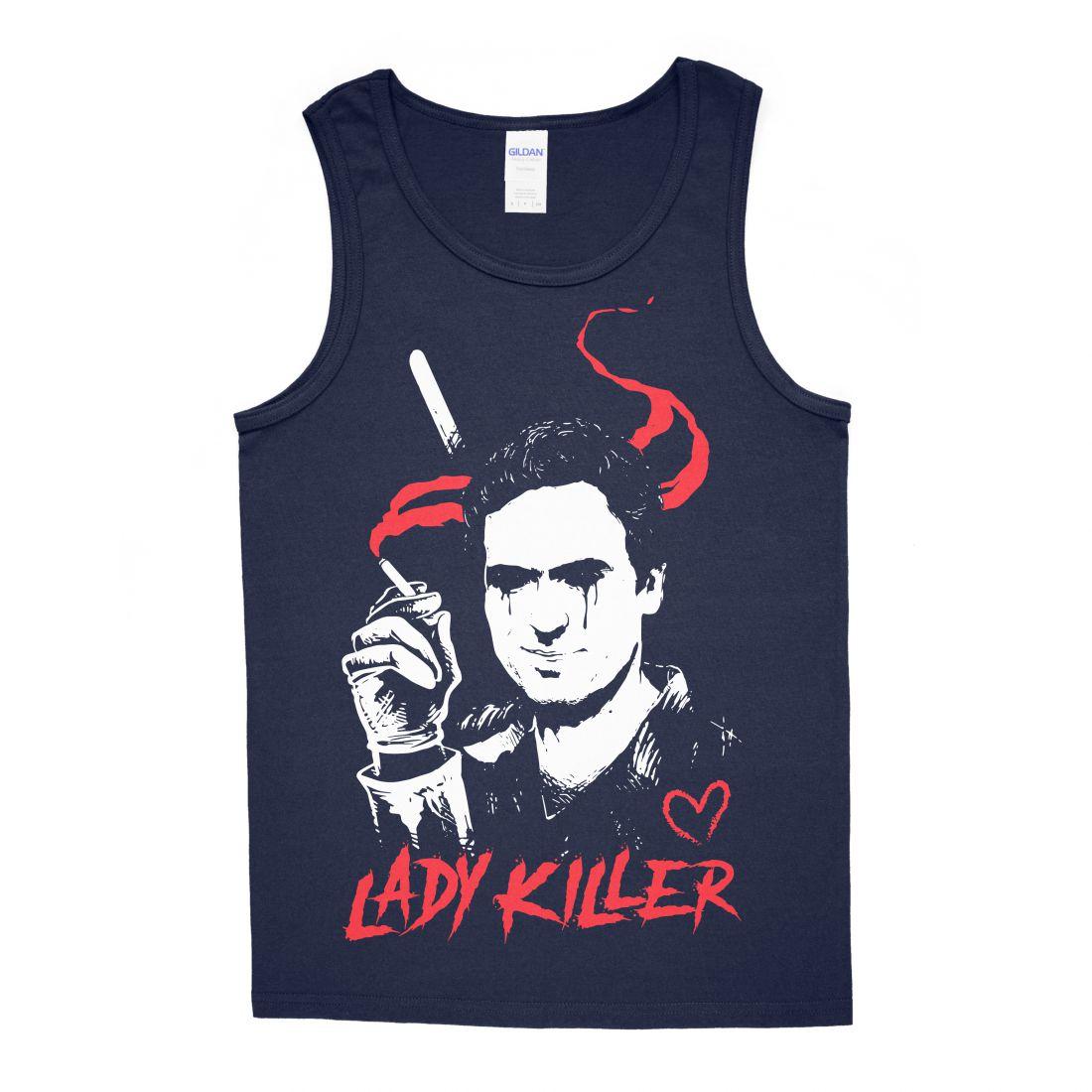 Lady Killer (navy blue trikó)