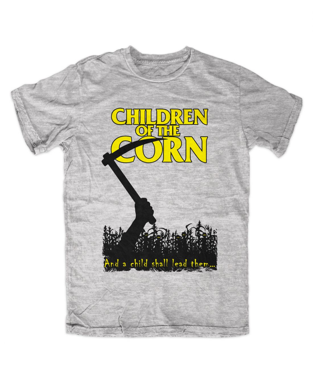 Children Of The Corn (sportszürke póló)