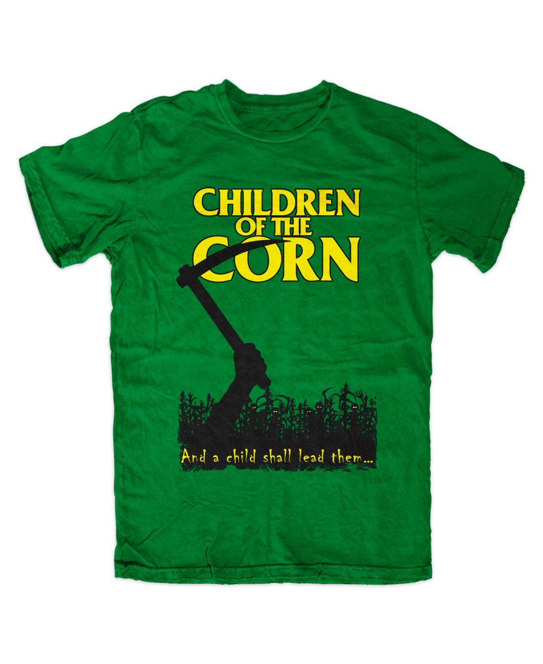 Children Of The Corn  (irish green póló)