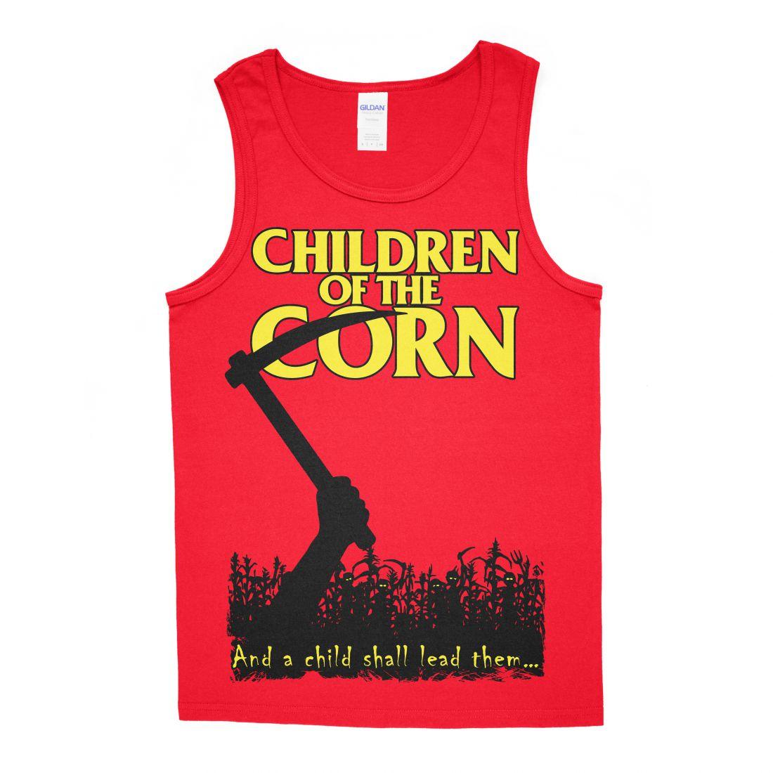 Children Of The Corn (piros trikó)