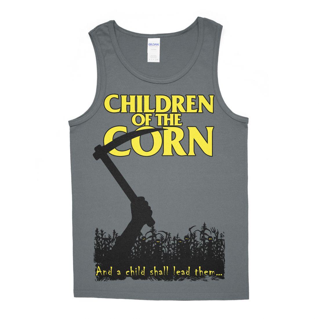 Children Of The Corn (charcoal trikó)