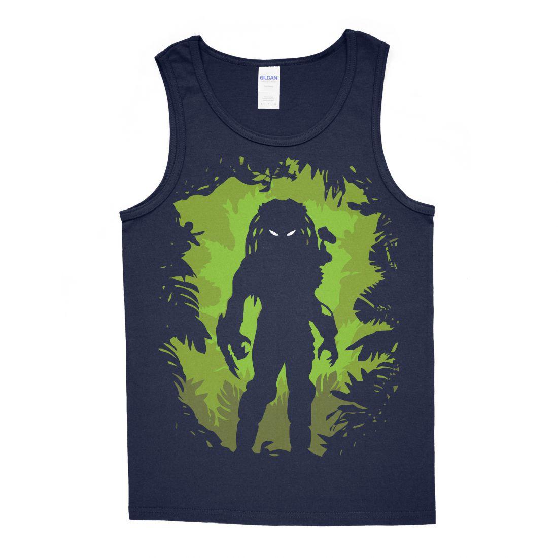 Predator 001 (navy blue trikó)