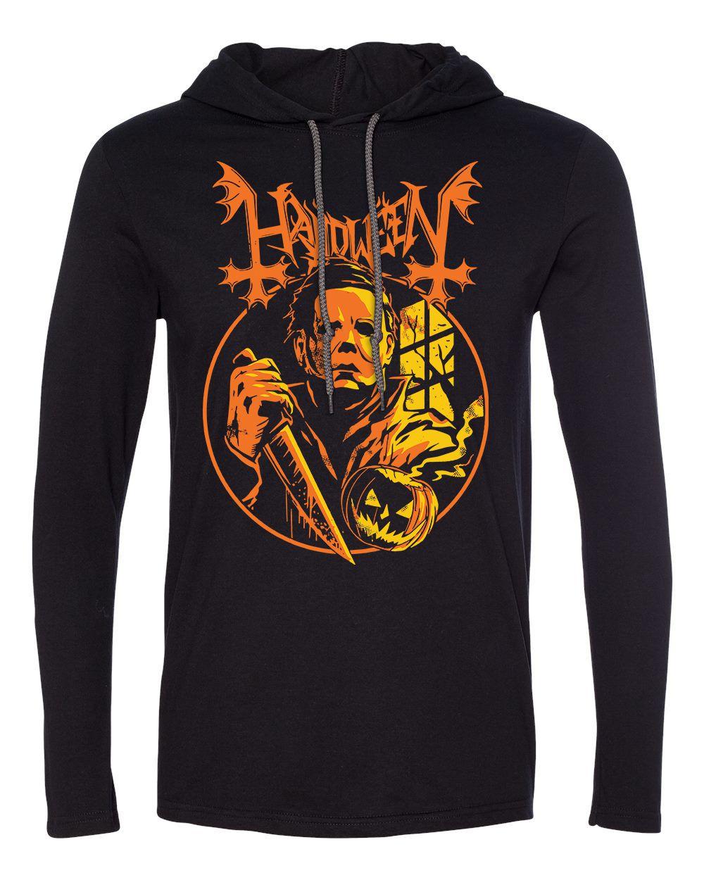 Halloween 001 metal series