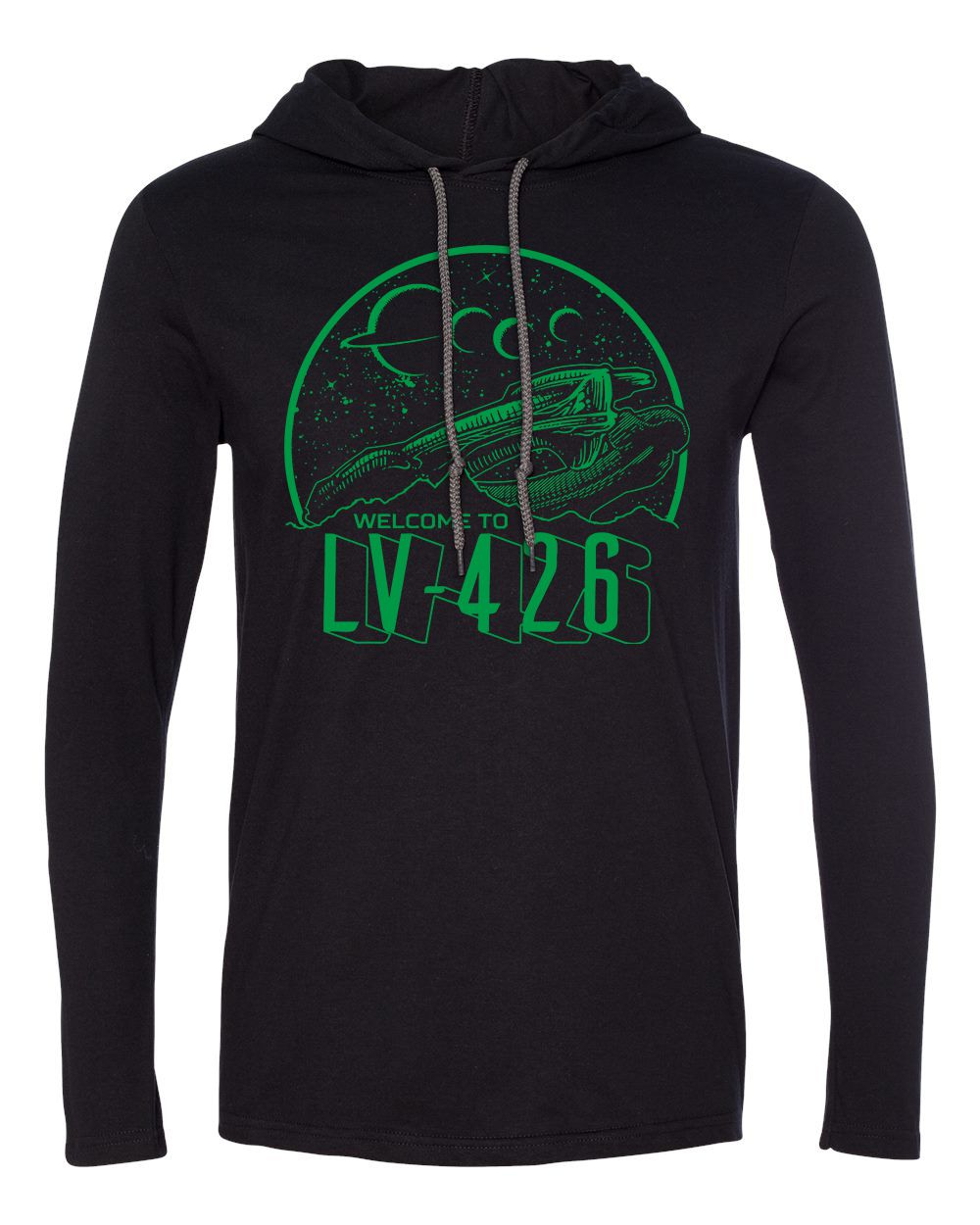 Welcome To LV 426